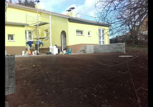 Rekonstrukce domu Lubenec