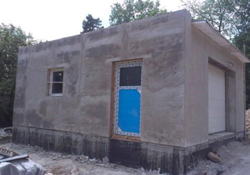 Výstavba RD